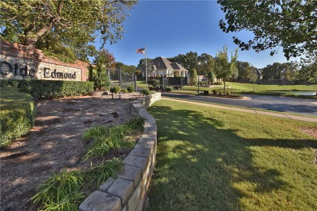3216 Basanova Drive, Edmond, OK 73034 (MLS #818868) :: Erhardt Group at Keller Williams Mulinix OKC