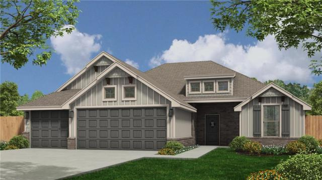 7841 Ashleaf Terrace, Edmond, OK 73034 (MLS #818921) :: Wyatt Poindexter Group