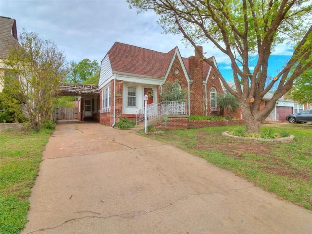 2021 N Gatewood Avenue, Oklahoma City, OK 73106 (MLS #818922) :: Wyatt Poindexter Group
