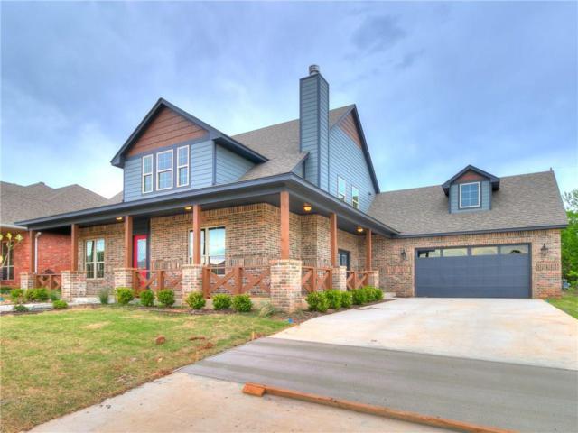 841 Siena Springs Drive, Norman, OK 73071 (MLS #818936) :: Wyatt Poindexter Group