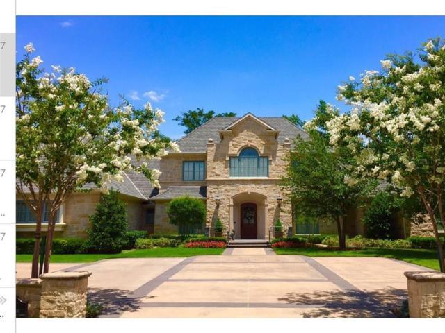 1705 Kingsbury Lane, Nichols Hills, OK 73116 (MLS #819003) :: Wyatt Poindexter Group