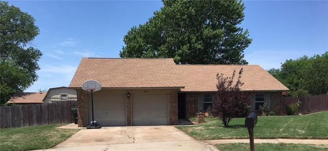 2637 Smalley Circle, Norman, OK 73071 (MLS #819008) :: UB Home Team