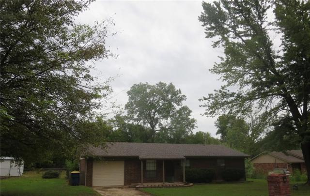 3260 Clarke, Choctaw, OK 73020 (MLS #819017) :: Wyatt Poindexter Group