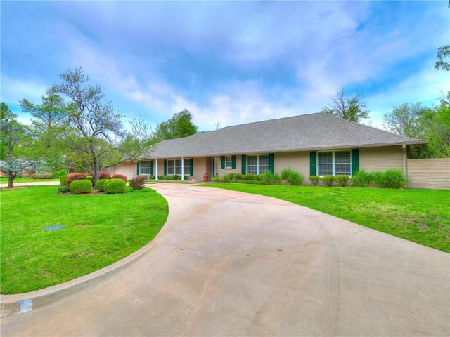 1521 Westchester Drive, Oklahoma City, OK 73120 (MLS #819062) :: Wyatt Poindexter Group