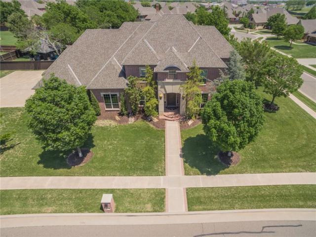 3108 Brush Arbor Drive, Moore, OK 73160 (MLS #819126) :: Wyatt Poindexter Group