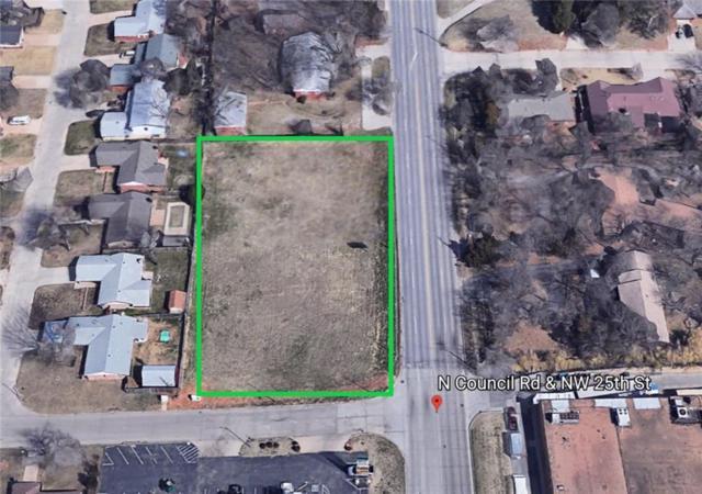 NW 25th, Oklahoma City, OK 73127 (MLS #819135) :: Homestead & Co