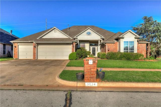 2524 Renwick Avenue, Oklahoma City, OK 73128 (MLS #819188) :: Wyatt Poindexter Group