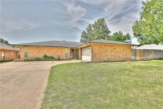 5132 SE 50th Street, Oklahoma City, OK 73135 (MLS #819218) :: Erhardt Group at Keller Williams Mulinix OKC