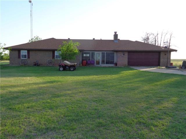 19298 E County Road 169, Duke, OK 73532 (MLS #819235) :: Homestead & Co