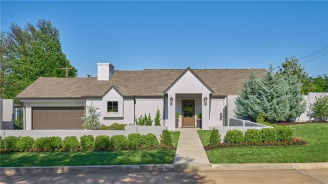 6400 Briarwood Lane, Nichols Hills, OK 73116 (MLS #819251) :: Homestead & Co