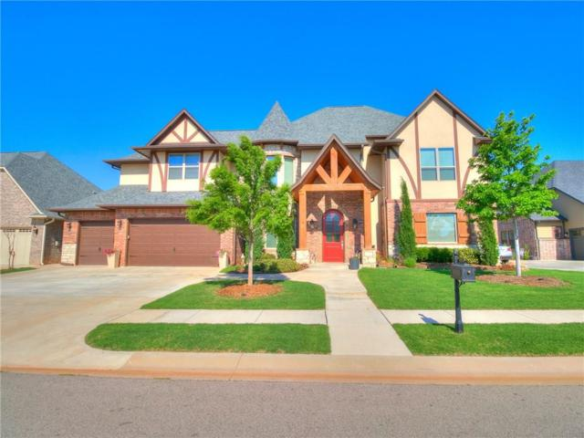13508 Rock Canyon Road, Oklahoma City, OK 73142 (MLS #819255) :: Homestead & Co