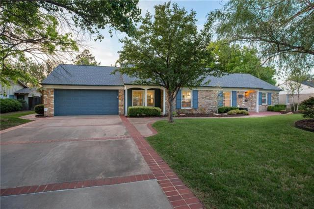 1717 Drakestone Avenue, Nichols Hills, OK 73120 (MLS #819267) :: Wyatt Poindexter Group
