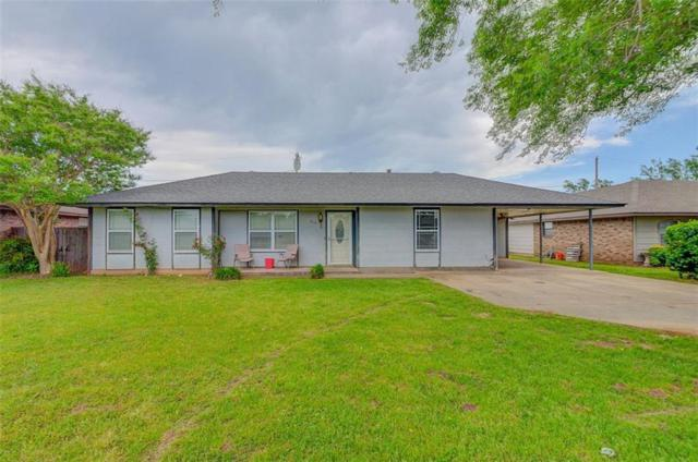 614 SE 7th Street, Lexington, OK 73051 (MLS #819270) :: UB Home Team
