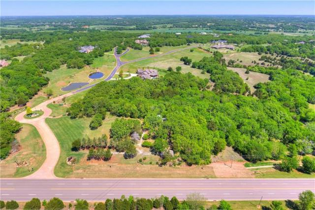 5 Deepfork Circle, Edmond, OK 73034 (MLS #819301) :: Homestead & Co