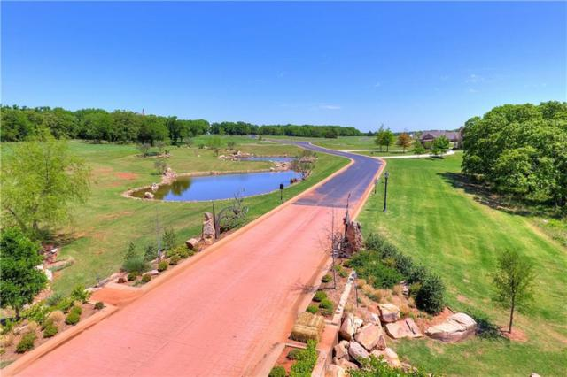 8 Deepfork Circle, Edmond, OK 73034 (MLS #819310) :: Homestead & Co