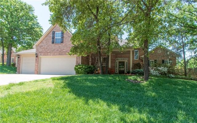 1009 Caines Hill Road, Edmond, OK 73034 (MLS #819374) :: Wyatt Poindexter Group
