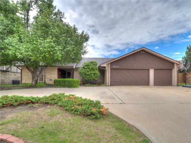 6912 Briarcreek Drive, Oklahoma City, OK 73162 (MLS #819470) :: Wyatt Poindexter Group