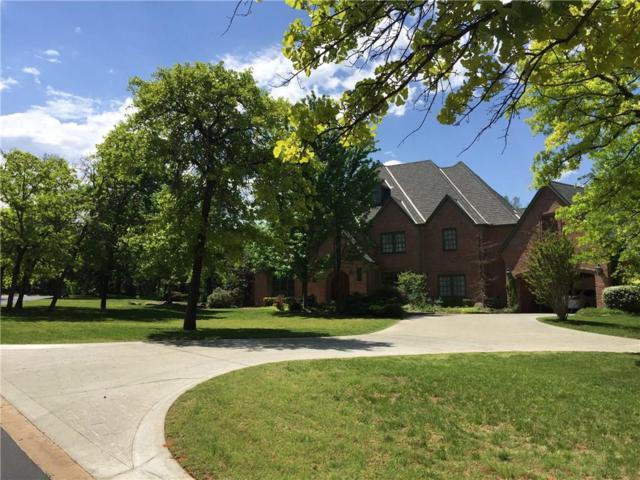 1607 Saratoga, Edmond, OK 73003 (MLS #819494) :: Wyatt Poindexter Group
