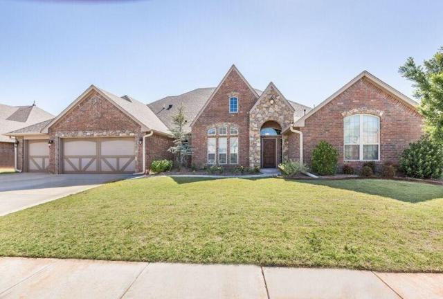 14613 Exmoor Circle, Oklahoma City, OK 73142 (MLS #819504) :: Wyatt Poindexter Group