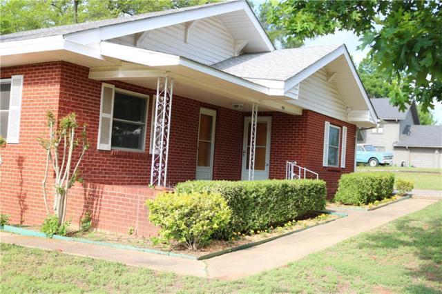 702 W Van Buren, Purcell, OK 73080 (MLS #819515) :: Homestead & Co