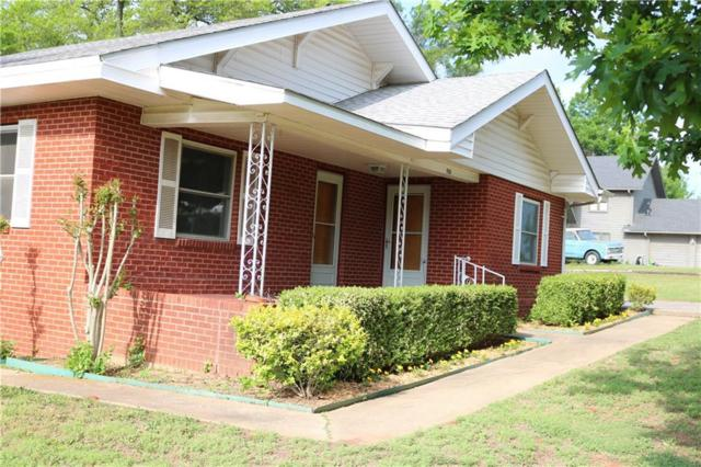 702 W Van Buren, Purcell, OK 73080 (MLS #819515) :: KING Real Estate Group
