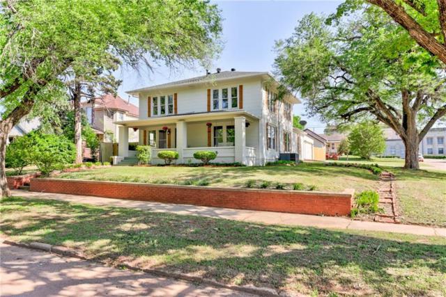 1005 E Noble Avenue, Guthrie, OK 73044 (MLS #819533) :: Homestead & Co