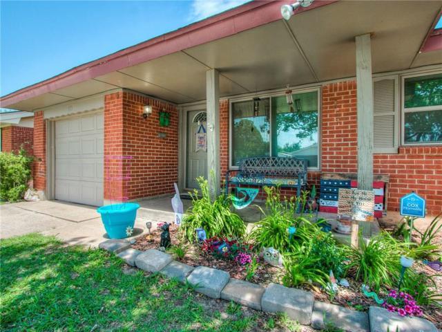 833 NW 7th Street, Moore, OK 73160 (MLS #819564) :: Meraki Real Estate