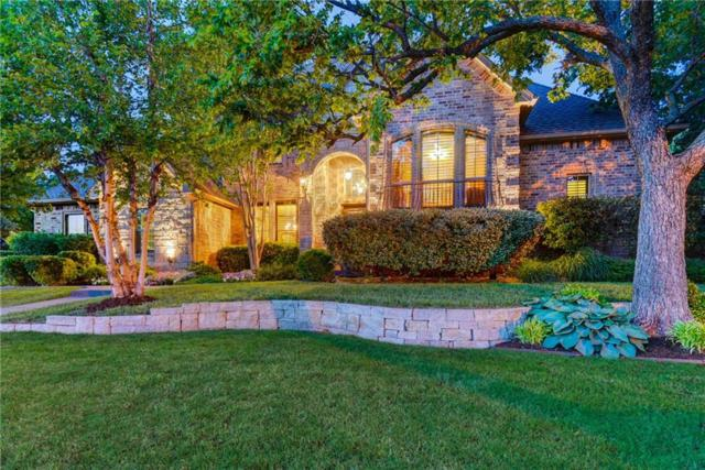 3134 Fox Hill Terrace, Edmond, OK 73034 (MLS #819587) :: Wyatt Poindexter Group
