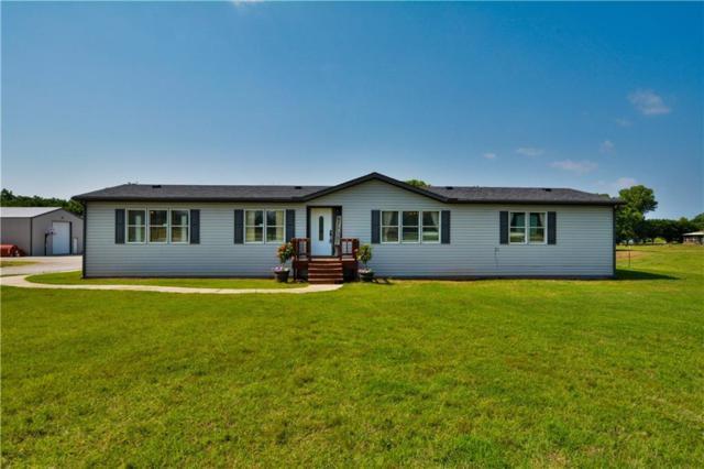 21400 NE 63rd, Harrah, OK 73045 (MLS #819637) :: Meraki Real Estate