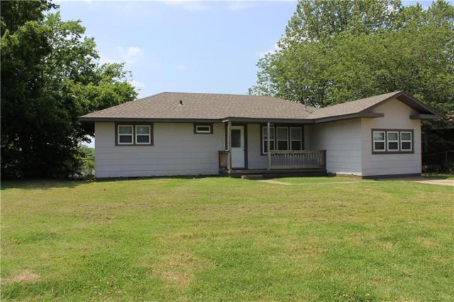 610 N Ford, Stroud, OK 74079 (MLS #819641) :: KING Real Estate Group