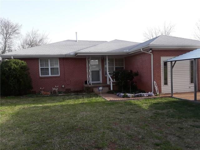 422 W Pierce Street, Purcell, OK 73080 (MLS #819644) :: Homestead & Co