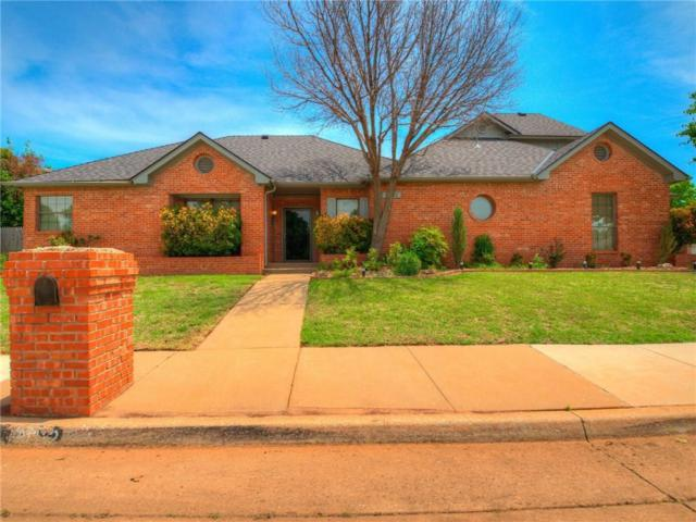 11712 Heritage Square Road, Oklahoma City, OK 73120 (MLS #819753) :: Wyatt Poindexter Group