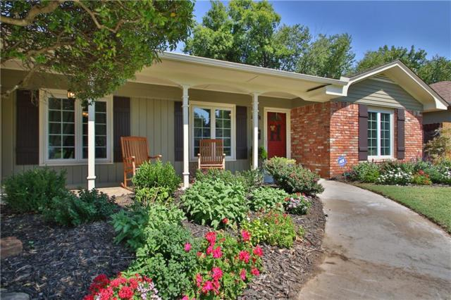 1817 Drakestone Avenue, Nichols Hills, OK 73120 (MLS #819754) :: Wyatt Poindexter Group