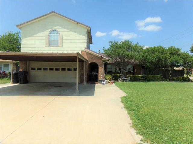 715 Highlander, Moore, OK 73160 (MLS #819755) :: Erhardt Group at Keller Williams Mulinix OKC