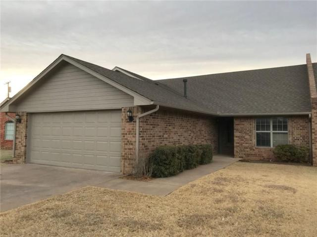 102 Newtown Lane, Elk City, OK 73644 (MLS #819834) :: KING Real Estate Group