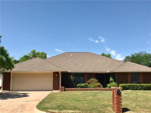 6601 NW 94th Street, Oklahoma City, OK 73162 (MLS #819854) :: Wyatt Poindexter Group