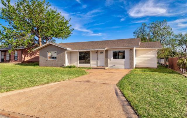 310 Hoover, Elk City, OK 73644 (MLS #819866) :: Wyatt Poindexter Group