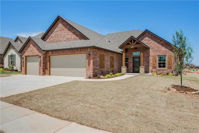 11501 SW 58th Street, Mustang, OK 73064 (MLS #819878) :: Meraki Real Estate