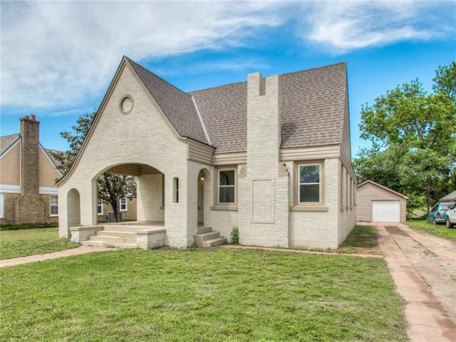 429 S Grand Street, Crescent, OK 73028 (MLS #819900) :: Wyatt Poindexter Group