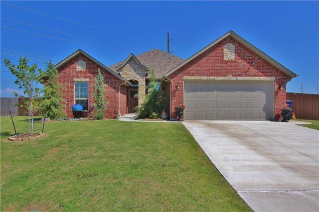 14524 S Brent Drive, Oklahoma City, OK 73170 (MLS #819946) :: Wyatt Poindexter Group