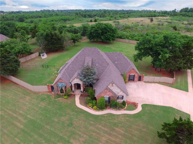 1350 E Angel Fire Terrace, Mustang, OK 73064 (MLS #819987) :: Homestead & Co