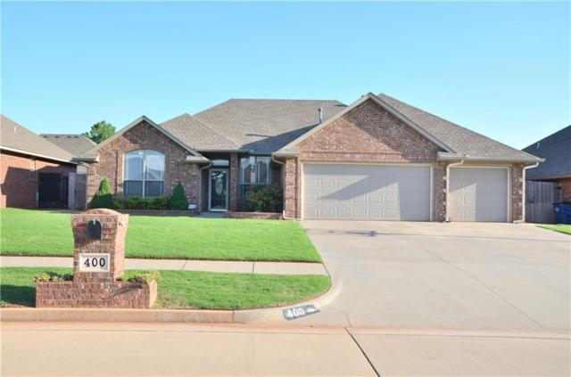 400 E Mobile Terrace, Mustang, OK 73064 (MLS #819996) :: Wyatt Poindexter Group