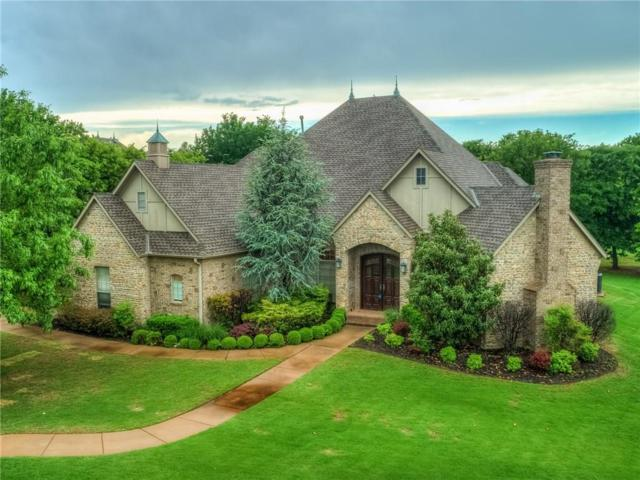 2809 Cumberland Drive, Edmond, OK 73034 (MLS #820007) :: Wyatt Poindexter Group