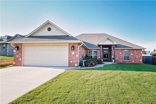 1216 Palmer Drive, Shawnee, OK 74804 (MLS #820009) :: Wyatt Poindexter Group