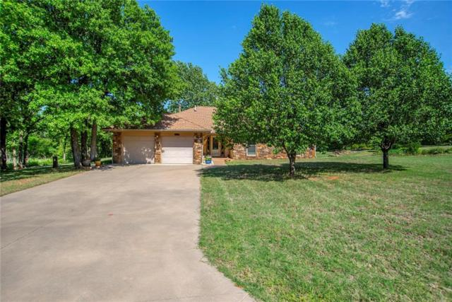 11104 Murray Drive, Guthrie, OK 73044 (MLS #820022) :: Wyatt Poindexter Group