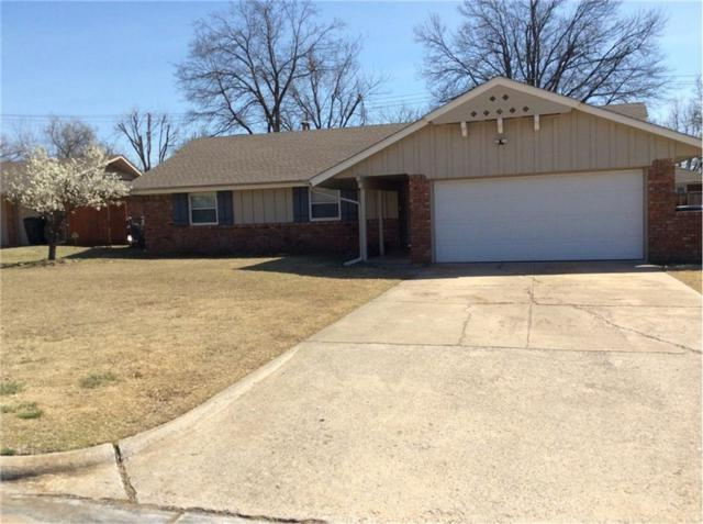 4308 NW 59th Terrace, Oklahoma City, OK 73112 (MLS #820042) :: KING Real Estate Group