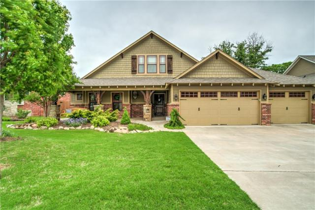 716 Blue Oak Way, Edmond, OK 73034 (MLS #820070) :: Homestead & Co