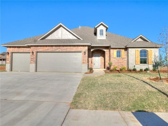 11137 Fairways Avenue, Yukon, OK 73099 (MLS #820111) :: Erhardt Group at Keller Williams Mulinix OKC