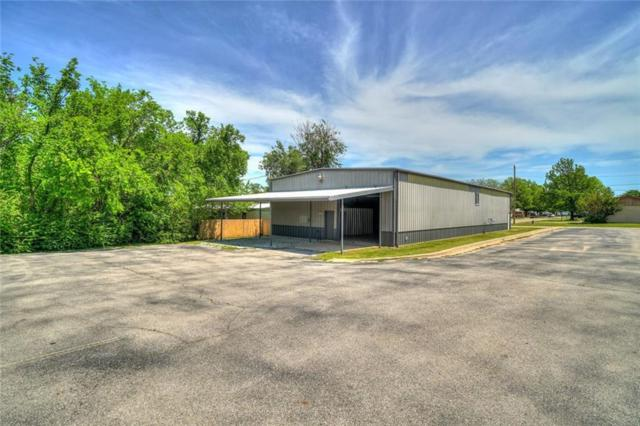310 S Curtis Street, Meeker, OK 74855 (MLS #820117) :: Erhardt Group at Keller Williams Mulinix OKC