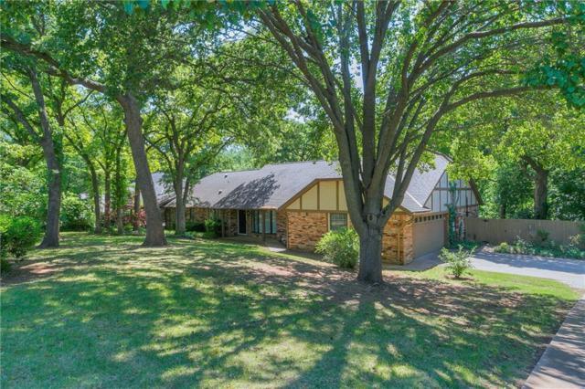 8009 Magnolia, Edmond, OK 73025 (MLS #820149) :: Homestead & Co